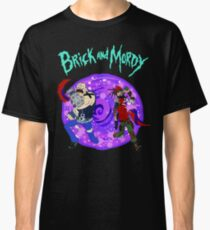 brick and mordy Classic T-Shirt
