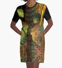 future dance -2- T-Shirt Kleid