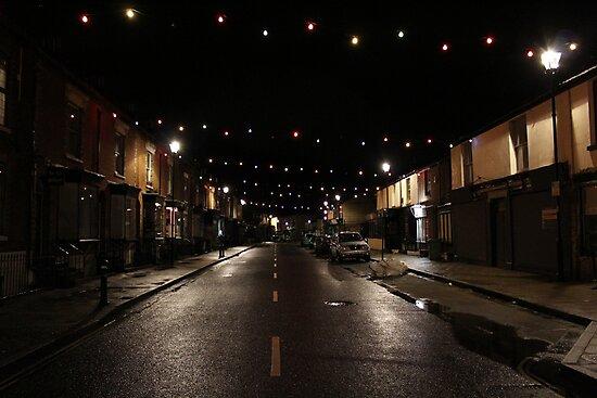Street Lights by RockCityBoy