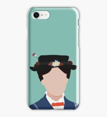 I'd know that silhouette anywhere! iPhone Case/Skin