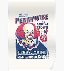 The Dancing Clown Poster