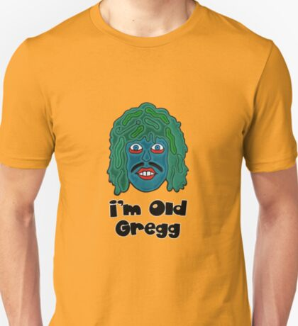 Old Gregg - Mighty Boosh T-Shirt