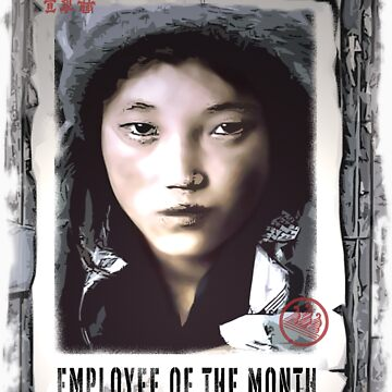 Employee of the month by Duncando