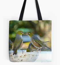 Zip It... Or Step Outside And We Can Finish This!!! - Silver-Eyes - NZ Tote Bag