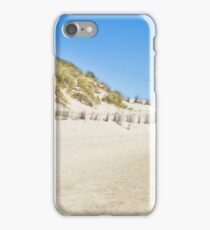 At the beach (Texel) iPhone Case/Skin