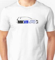 MKVII R Silhouette Black  Unisex T-Shirt