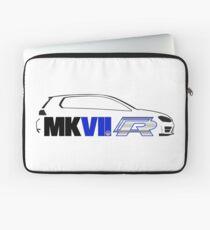 MKVII R Silhouette Black  Laptop Sleeve