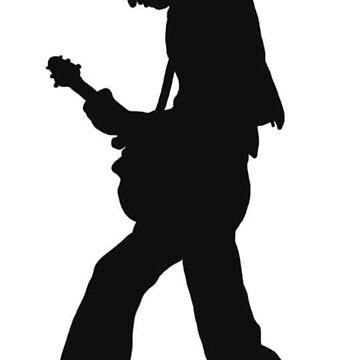Brian May by UnLeashedArt