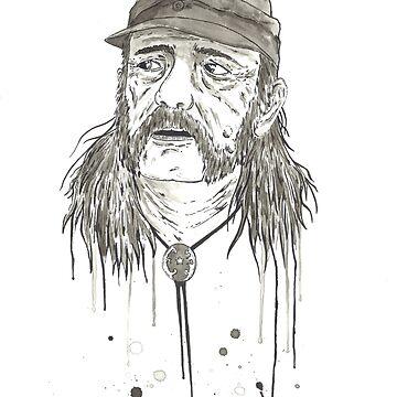 Lemmy by CalumMargetts