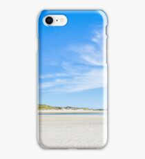 Sand and sky (Texel) iPhone Case/Skin