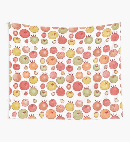 Tomatoes Wall Tapestry