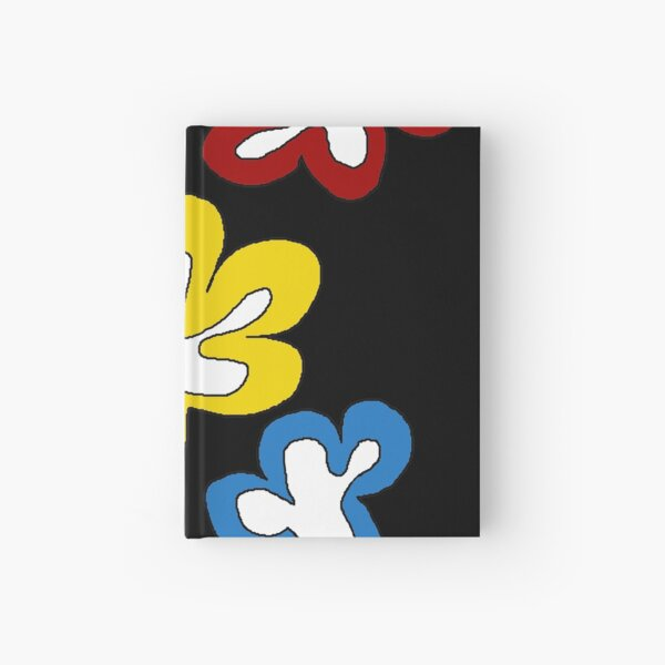 Colourful hands Notizbuch