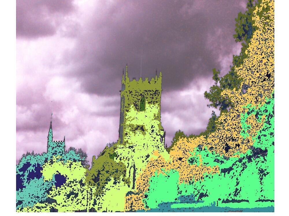 castle park by peter  kidd