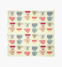 Tea Cups Scarf