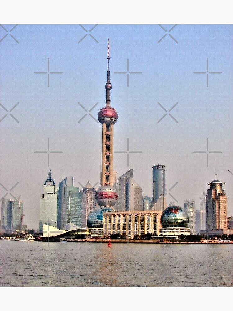 Shanghai View by photorolandi