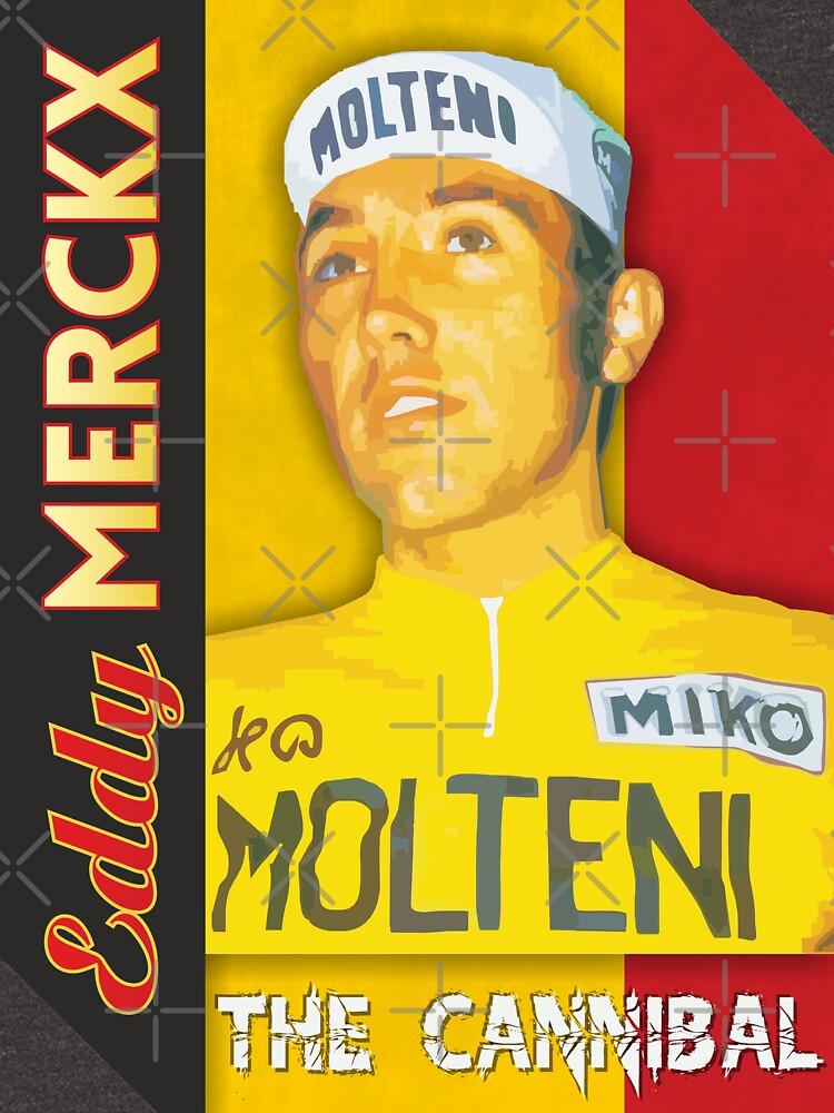 Eddy Merckx - The Cannibal
