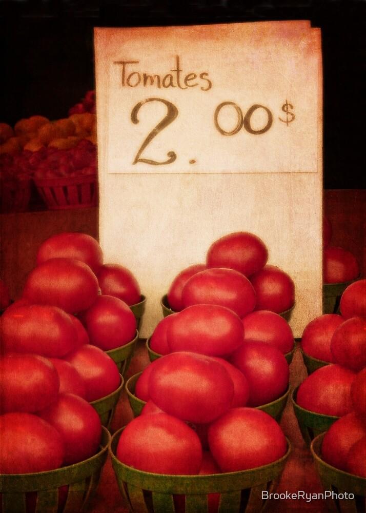 Tomates a Vendre by BrookeRyanPhoto