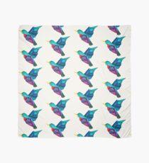 Origami Hummingbird Scarf