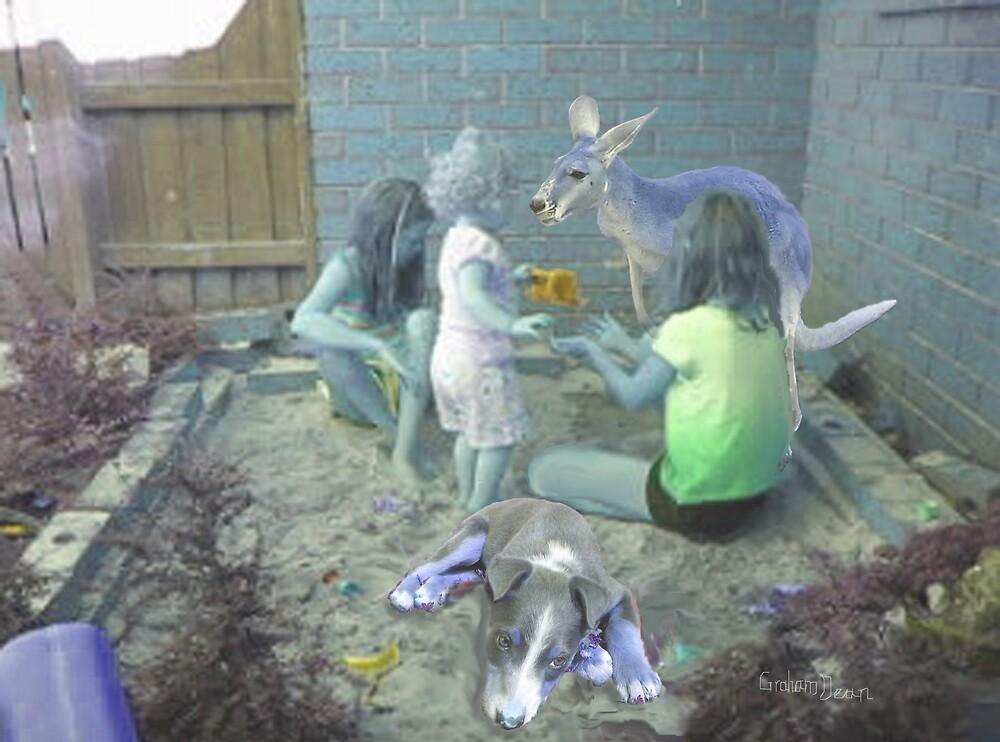 sandpit by Graham Dean