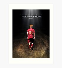 king of rome Art Print