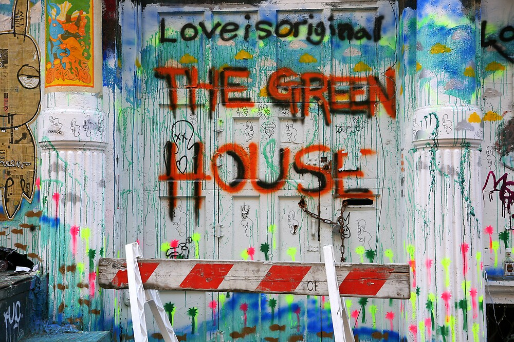 Green House Soho NY by robertb