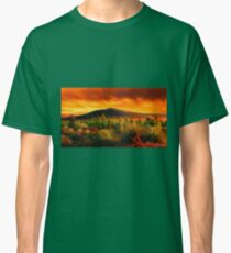 Fire In The Sky  Classic T-Shirt