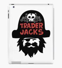 TRADER JACKS iPad Case/Skin