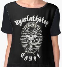 Nyarlathotep - Egypt Chiffon Top