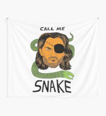 Call Me Snake Wall Tapestry