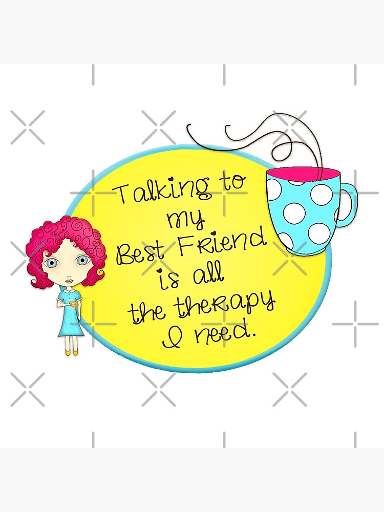 Time for Some Best Friend Therapy by LittleMissTyne