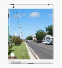 Small town Queensland - Mitchell iPad Case/Skin