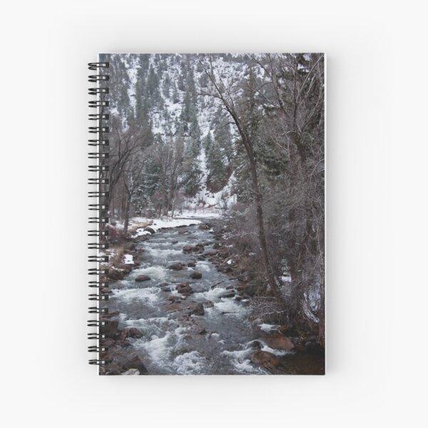 Frying Pan River Spiral Notebook