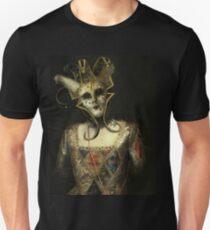 Dark Carnival, vintage mask fantasy Unisex T-Shirt