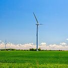 Wind Turbine - Kincardine by Yannik Hay