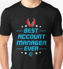 account manager - solve and travel design Unisex T-Shirt