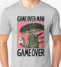 Game Over Man - Game Over T-Shirt