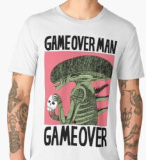 Game Over Man - Game Over Men's Premium T-Shirt