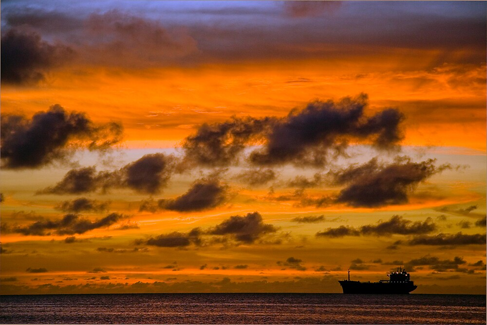 Arubian Subset and Off Shore Freight by Sylmac