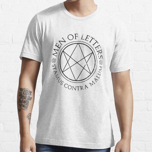 Supernatural - Men of Letters Essential T-Shirt