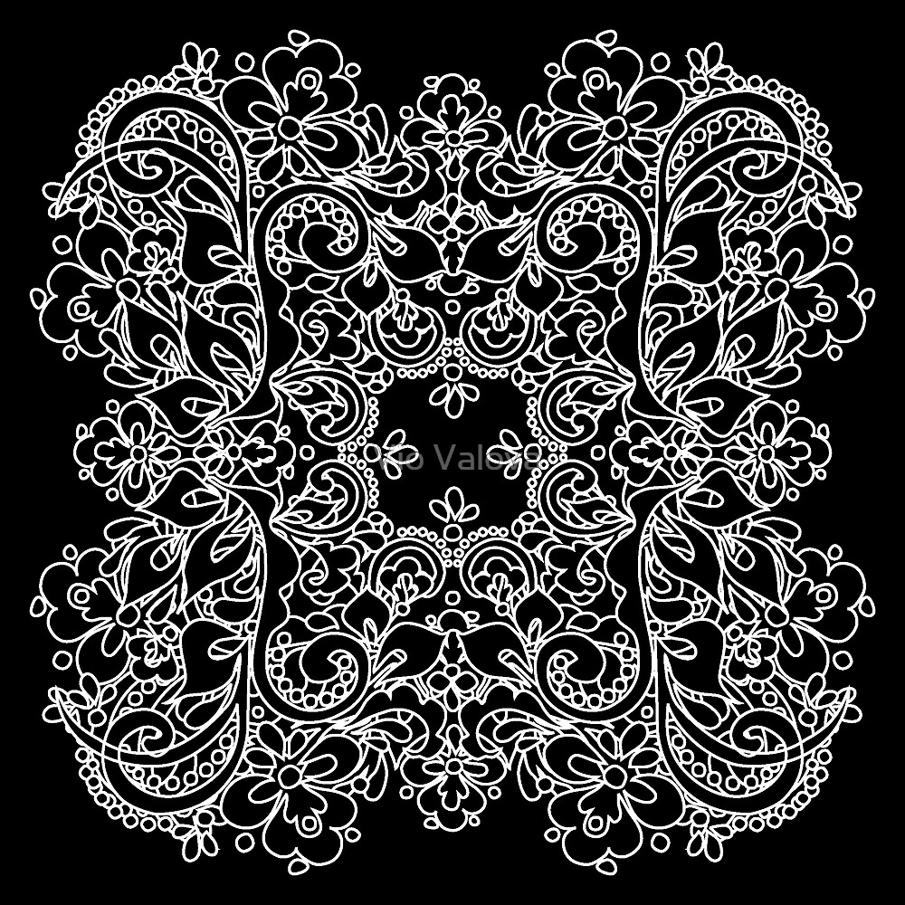 lace pattern_2 by VioDeSign