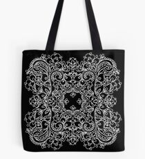 lace pattern_2 Tote Bag