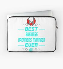 business opearions manager - solve and travel design Laptop Sleeve