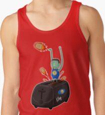 Klay Toaster Tanktop für Männer