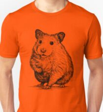 Funny Hamster Shirt T-Shirt