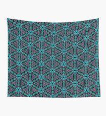 muster, pattern I Wandbehang