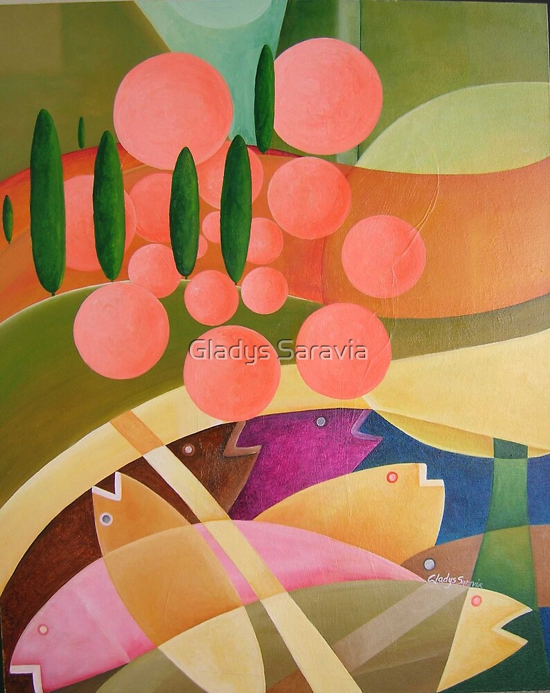 life by Gladys Saravia