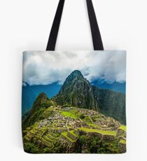 Lost City of the Incas Tote Bag