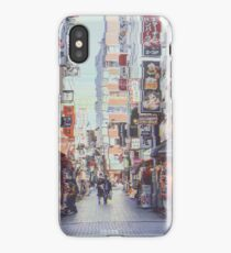The Streets of Japan iPhone Case/Skin