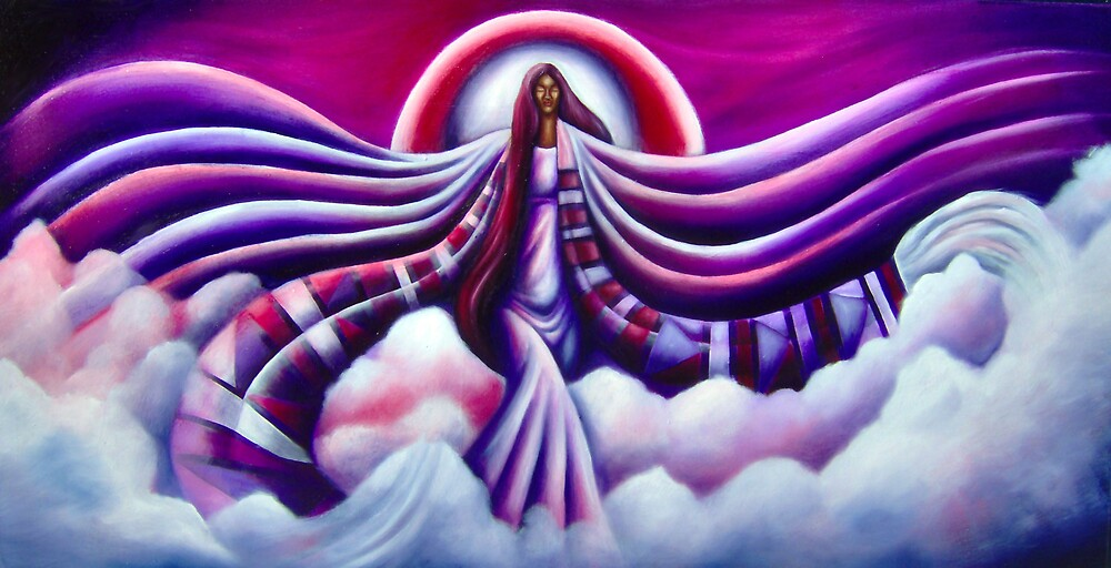 Wings of Faith by Lee Grissett