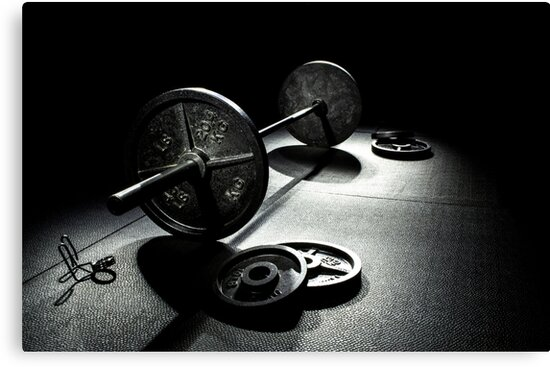 Olympic Weight Training by Mark McElroy